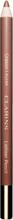 Kjøp Clarins Lipliner Pencil, 02 Nude Beige Clarins Lipliner Fri frakt