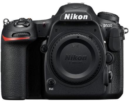Nikon D500 (VBA480AE)