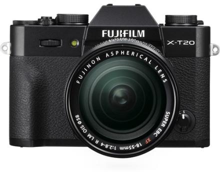 Fujifilm X-T20 + XF18-55/2,8-4 R (16542816)