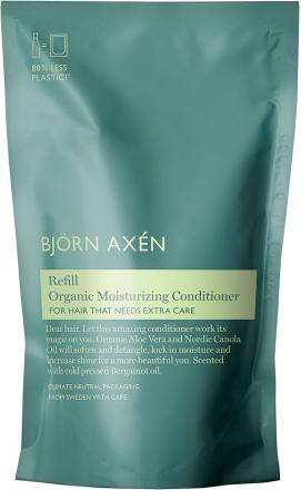 Björn Axén Organic Moisturizing Conditioner Refill, Conditioner Refill 250 ml Björn Axén Conditioner - Balsam