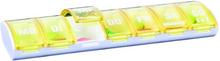 Anabox® 1 x 7 gelb