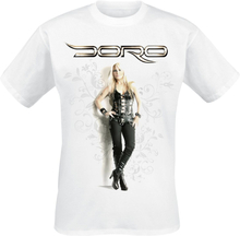 Doro - Photo - Für immer -T-skjorte - hvit