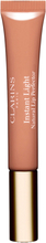 Kjøp Clarins Instant Light Natural Lip Perfector, 02 Coral-Apricot Shimmer Clarins Lipgloss Fri frakt