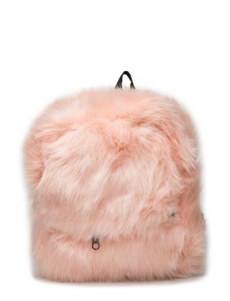 Nkfacc-Nicola Faux Fur Bag