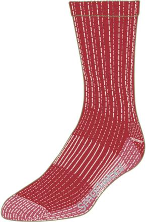 Smartwool Hike Medium Naiset sukat , punainen M | 38-41 2018 Villasukat