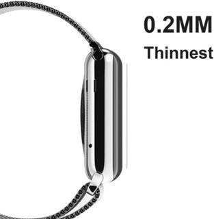 Displayskydd i härdat glas till Apple Watch 38mm