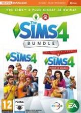 The Sims 4 Deluxe Edition + Kissat & Koirat Bundle