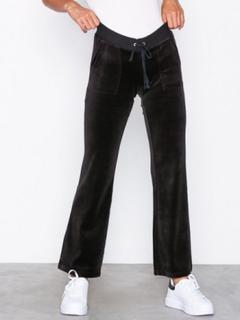 Juicy Couture Velour Del Rey Pant Oxford