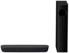 Trådløs soundbar Panasonic SCHTB250EGK Bluetooth 120W Sort