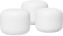 Google Nest Wifi Mesh System 1x Router + 2x Point