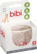 bibi® Sauger Varioflo mit variablem Fluss
