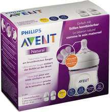 Philips Avent Naturnah Flasche 2x 125 ml