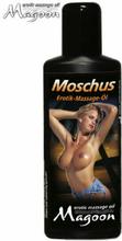 Magoon Moskus massage olie 100 ml