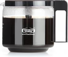 Moccamaster Glaskande 10 kops 1,25 liter sort til kaffemaskine