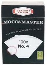 Moccamaster kaffefilter no. 4