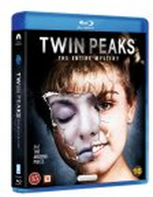 Twin Peaks - The Entire Mystery (10-disc Blu-ray)