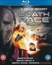 Death Race: Trilogy (Blu-ray)