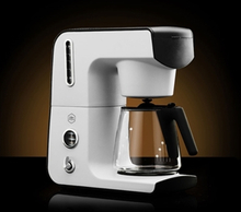 OBH 2402 Coffee Maker Legacy Intensive White