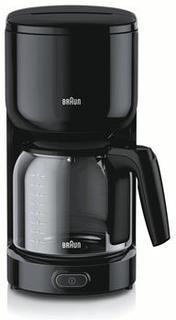 Braun KF3120 Kaffemaskine Sort