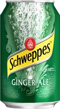 Schweppes Ginger Ale 24x33 cl