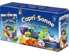 Capri-Sun Monster Alarm 10 x 200 ml
