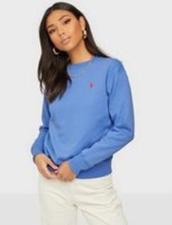 Polo Ralph Lauren Ls Po-Long Sleeve-Knit Blue