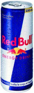 Red Bull 24x25 cl (2 stk. for 450,-)