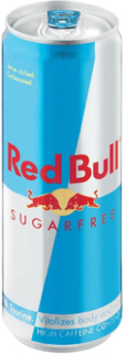 Red Bull Sugarfree 24 x 25 cl
