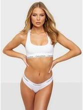 Calvin Klein Underwear Modern Cotton Bikini Brief Briefs Hvid