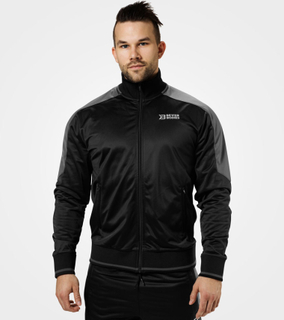 Better Bodies Brooklyn Track Jacket M Black