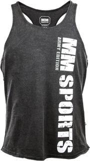Tank top – MM Tank Acid, Grey, X-Large - Toppe, Træningstøj mænd