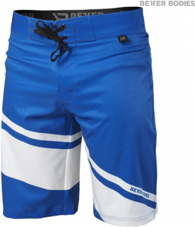 Better Bodies Pro Boardshorts M Bright Blue