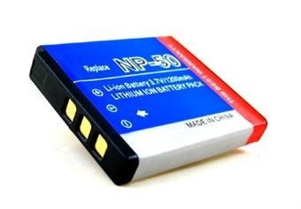 Akku Fuji NP-50 Pentax D-Li68 Kodak Klic-7004