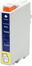 Mustepatruuna Epson T0552 Cyan