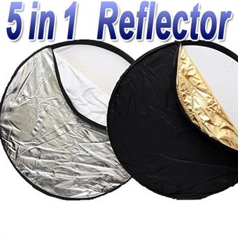 60cm 5-in-1 Reflektor