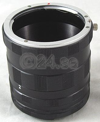 Macro förlängningsring för Canon