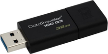 Kingston 32GB USB-hukommelse 3.0 DT100
