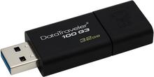 Kingston 32GB USB-muisti 3.0 DT100