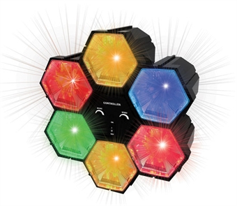 Discolamppu - Bilevalo - Discovalaistus