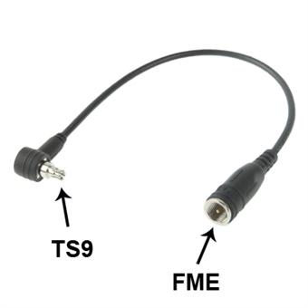 FME naaras TS9 urokselle - Adapteri