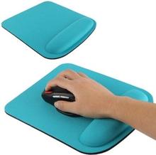 Ergonominen hiirimatto - Sininen Väri