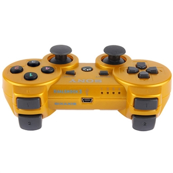 Langaton Gamepad PS3 – Kulta