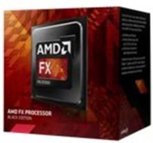 FX-6350 Black - Wraith CPU - 6 kerner 3.9 GHz - AM3+ - Boxed (PIB - med køler)