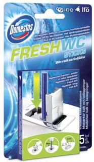 Domestos Domestos Fresh WC sticks 5-pack