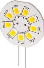 LED-lamppu G4 1,5W 2800K 120Lm