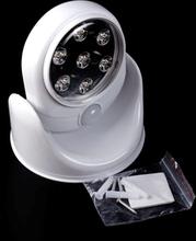 Langaton Ulkovalaisin LED liikeaktivoitu