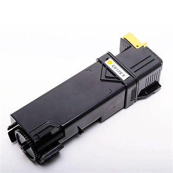 Lasertoner Xerox 6128Y / 106R1454 - Gul farge