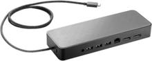 USB-C 90W Universal Dock + Power Splitter