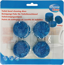 WC Tuoksutabletit - 4-pakkaus