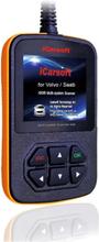 iCarsoft i906 Volvo/Saab Multi-system Scanner